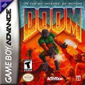 Doom - R13+ for Game Boy Advance