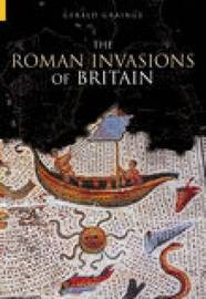 The Roman Invasions of Britain by Gerald Grainge image