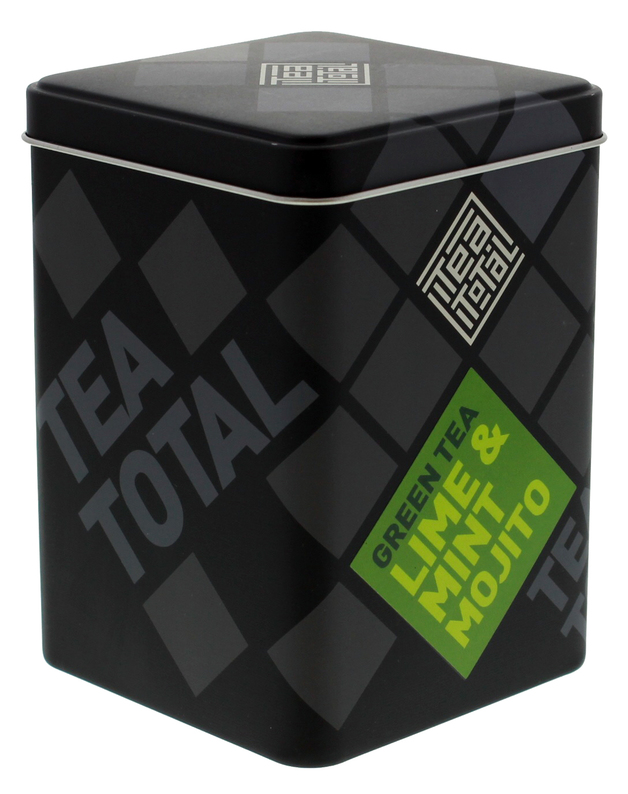 Tea Total - Lime & Mint Mojito Green Tea (100g Tin)