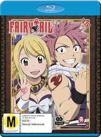 Fairy Tail - Collection 15 on Blu-ray