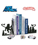 Ape Attack Bookends