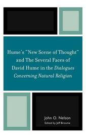 Hume's 'New Scene of Thought' and The Several Faces of David Hume in the Dialogues Concerning Natural Religion by John O. Nelson image