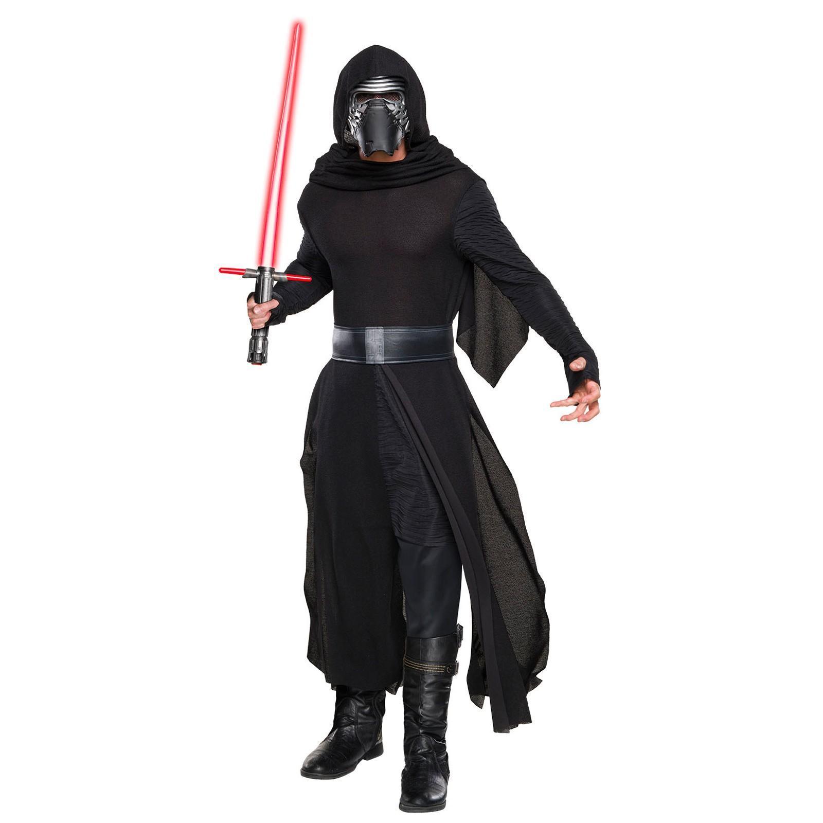 Star Wars Deluxe Kylo Ren Costume - Standard Size image
