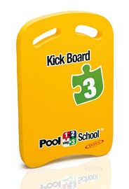 Intex: Pool School Step 3 - Kickboard