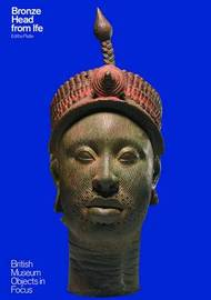 Bronze Head From Ife by Editha Platte