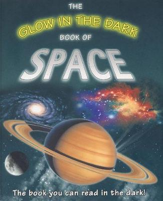 The Glow in the Dark Book of Space by Nicholas Harris image