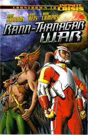 Rann-Thanagar War (An Infinite Crisis Story) by Dave Gibbons image