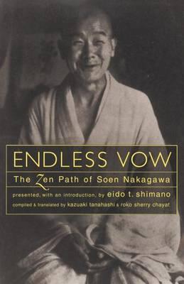 Endless Vow by Kazuaki Tanahashi image