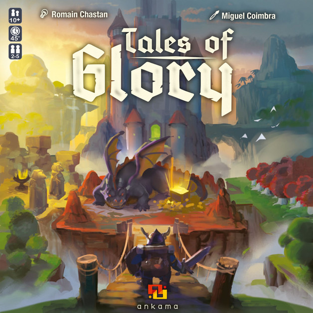 Tales of Glory - Board Game