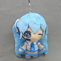 Snow Miku:Mascot Plush - Wink -