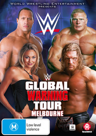 WWE: Global Warning on DVD