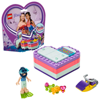 LEGO Friends: Emma's Summer Heart Box - (41385)