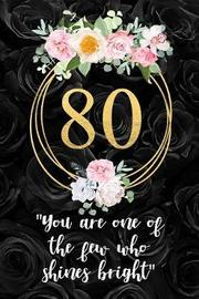 80 - You Are One Of The Few Who Shines Bright by Bujo Heaven image