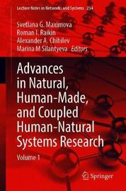 Advances in Natural, Human-Made, and Coupled Human-Natural Systems Research