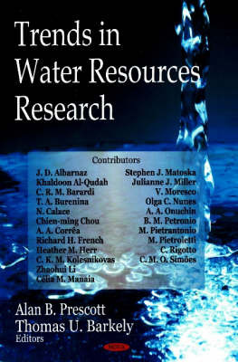 Trends in Water Resources Research image