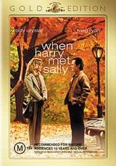 When Harry Met Sally - Gold Edition on DVD