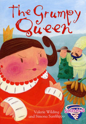 The Grumpy Queen by Valerie Wilding