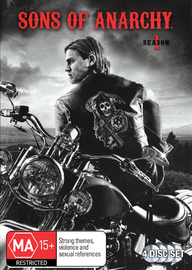 Sons of Anarchy - Season 1 (4 Disc Set) on DVD image
