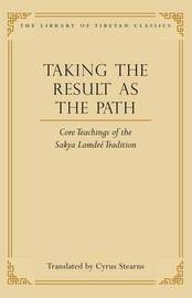 Taking the Result as the Path by Cyrus Stearns image