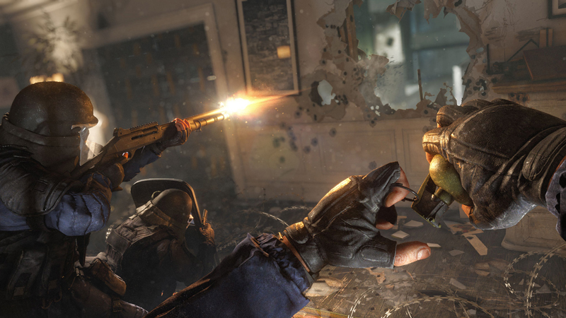 Tom Clancy's Rainbow 6 Siege for PS4 image
