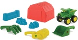 John Deere: Sand Pit Toy Tools & Accessories Set