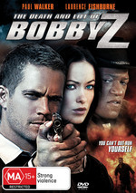The Death And Life Of Bobby Z on DVD
