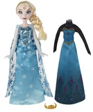 Disney Frozen - Coronation Change Elsa Doll