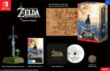 The Legend of Zelda Breath of the Wild Limited Edition for Nintendo Switch
