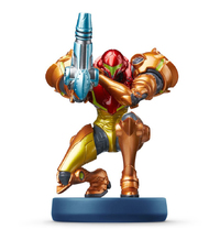 Nintendo Amiibo Samus Aran - Metroid Collection for