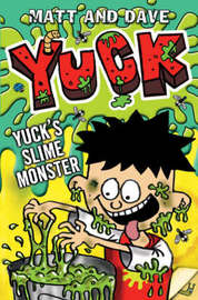 "Yuck's Slime Monster by ""Matt and Dave"" image"