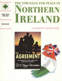 The Struggle for Peace in Northern Ireland by Ben Walsh image