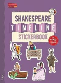 Shakespeare Timeline Stickerbook by Christopher Lloyd