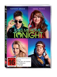 Take Me Home Tonight on DVD
