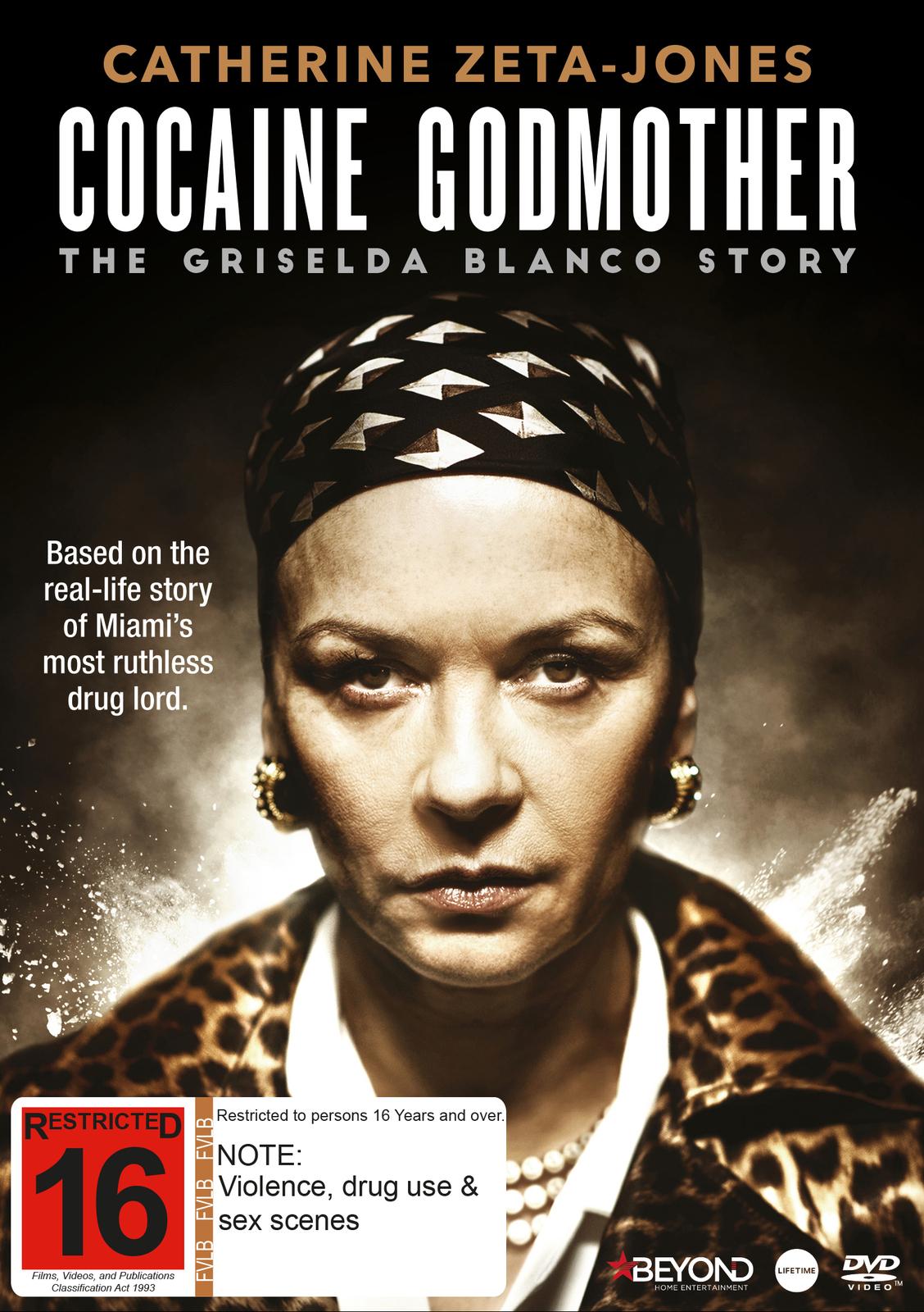 Cocaine Godmother on DVD image