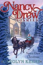 A Nancy Drew Christmas by Carolyn Keene image