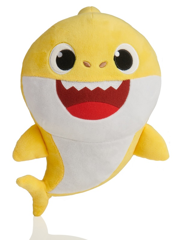 Baby Shark: Singing Plush - Baby Shark