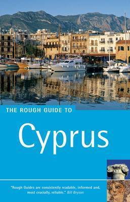 The Rough Guide to Cyprus by Marc Dubin image