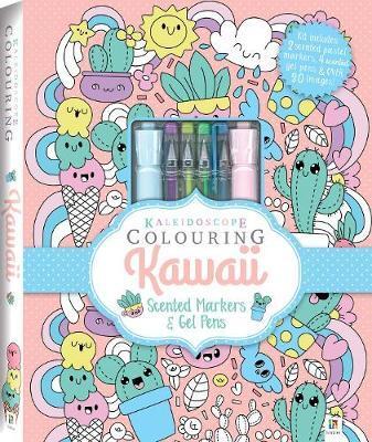 Kaleidoscope: Colouring Set - Kawaii