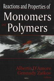 Reactions & Properties of Monomers & Polymers image
