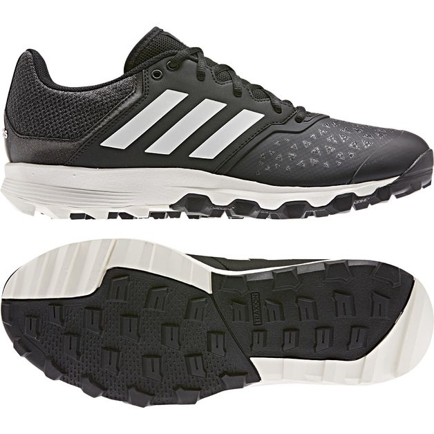 Adidas: Flexcloud Hockey Shoes Black (2020) - US11