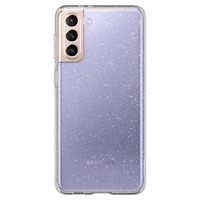 Spigen Liquid Crystal Glitter Case for Galaxy S21+ - Crystal Quartz