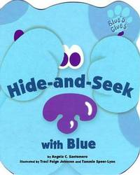 Hide and Seek with Blue by Angela C Santomero image