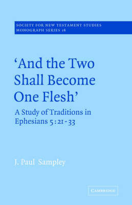 'And The Two Shall Become One Flesh' by J.Paul Sampley
