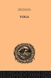 Yoga as Philosophy and Religion by Surendranath Dasgupta image