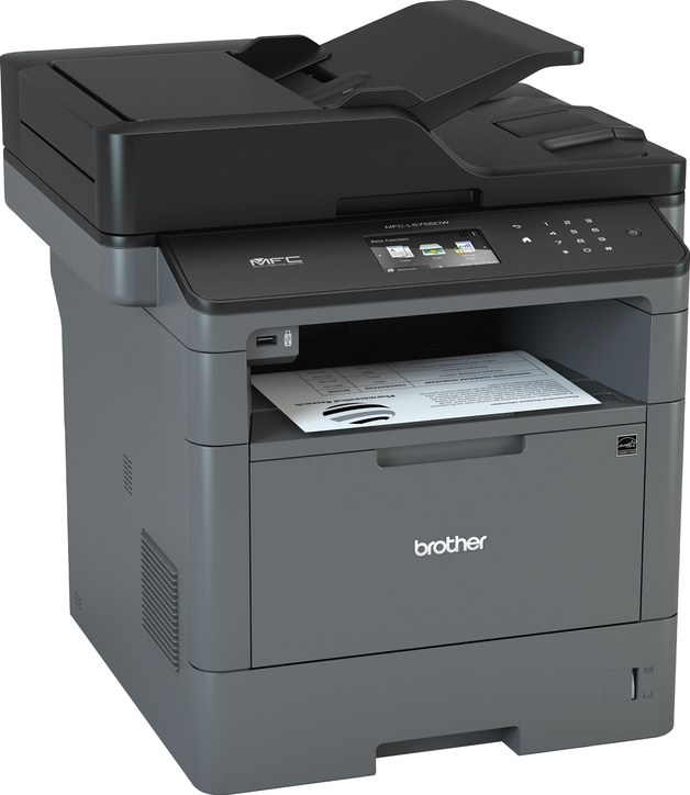 Brother MFCL5755DW 40ppm Mono Laser MFC Printer WiFi