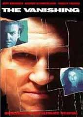 The Vanishing on DVD