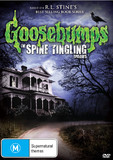 Goosebumps: The Spine Tingling Eps on DVD