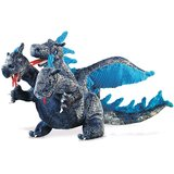 Folkmanis Hand Puppet - Three-headed Blue Dragon