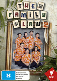 The Family Law - Series 2 on DVD