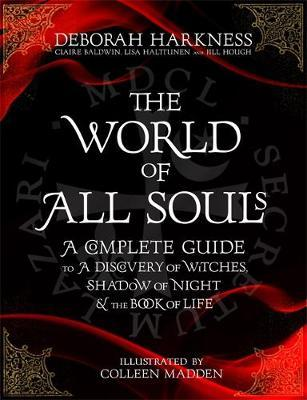 The World of All Souls by Deborah Harkness image